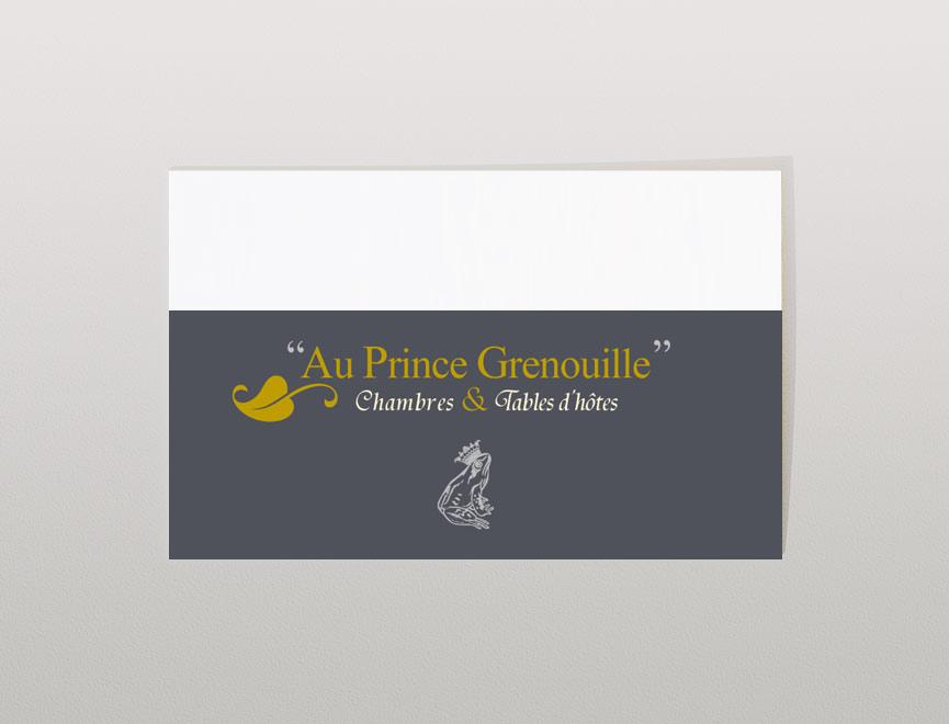 Au Prince Grenouille