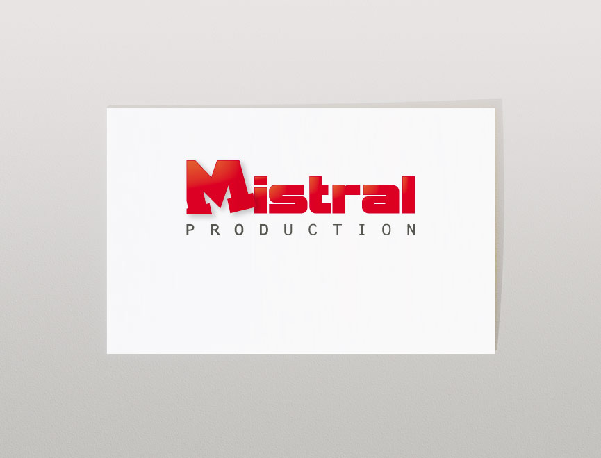 Mistral Production Logo