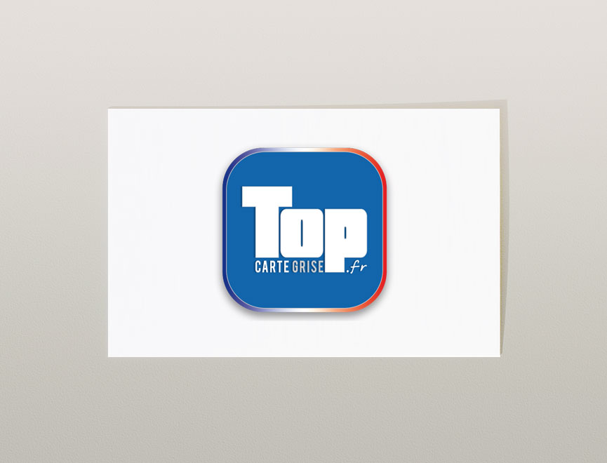 Top Carte Grise