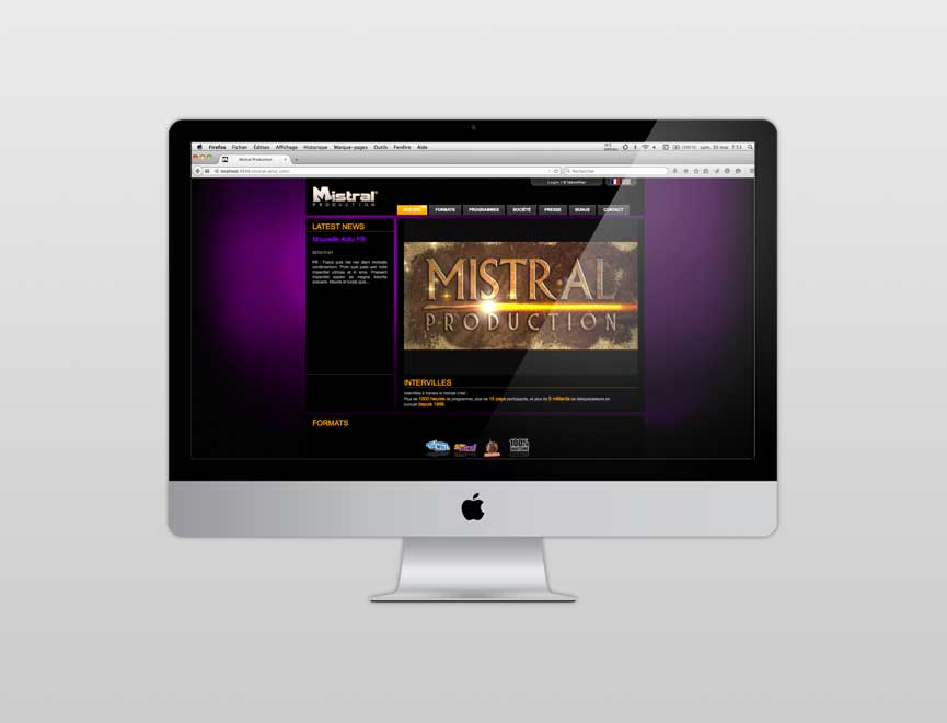 Mistral Production