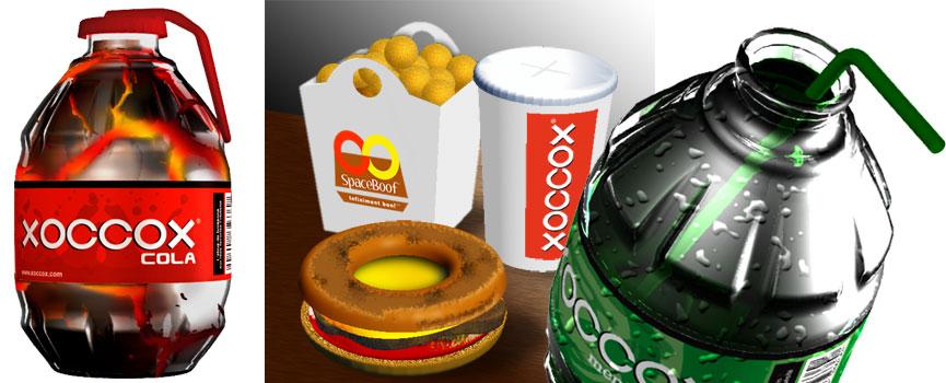 XOCCOX Cola